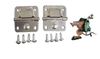 Coleman Stainless Steel Spare Hinge Set Photo