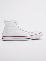 Chuck Taylor Canvas Hi Sneakers White Photo