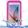 Samsung For Galaxy S6 IPX8 Waterproof PVC Case with Touch Responsive Front