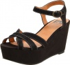bc footwear womens scowl wedge sandal