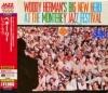 Woody Herman's Big New Herd at the Monterey Jazz Festival