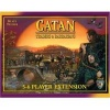 Settlers of Catan Traders & Barbarians 5-6 Player Extension
