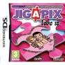 jigapix love is nintendo ds dvd rom