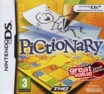 pictionary nintendo ds game cartridge