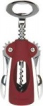 tescoma uno vino sommelier bordeaux opener red and silver liquor