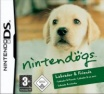 nintendogs labrador and friends nintendo ds game cartridge