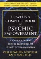 the llewellyn complete book of psychic empowerment Carl Llewellyn Weschcke