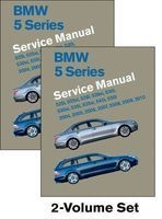 bmw 5 series service manual Bentley Publishers