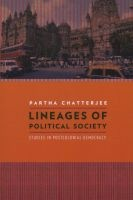 lineages of political society Partha Chatterjee