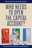 who needs to open the capital account Olivier Jeanne