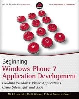 beginning windows phone 7 application development Nick Lecrenski