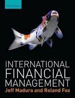 international financial management Jeff Madura