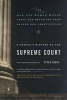 a peoples history of the supreme court Peter Irons