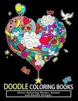 doodle coloring books Tamika V Alvarez
