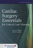 cardiac surgery essentials for critical care nursing Sonya R Hardin