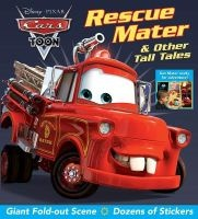 disney pixar cars toon rescue mater and other tall tales