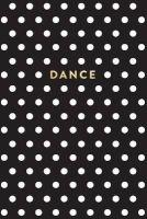 black and white polka dot notebook Creative Notebooks