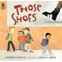 those shoes Maribeth Boelts