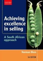 achieving excellence in selling Norman Blem