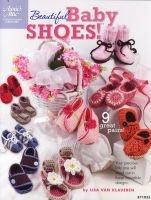 beautiful baby shoes Lisa Van Klaveren