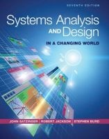 systems analysis and design in a changing world Stephen D Burd
