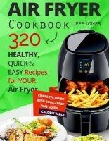 air fryer cookbook Jeff Jones
