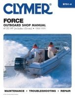 force outboard shop manual Clymer Publications