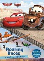 disney pixar roaring races Parragon Books Ltd