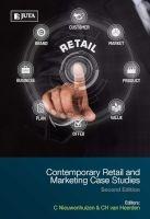 contemporary retail and marketing case studies C Nieuwenhuizen