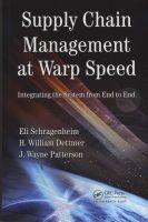 supply chain management at warp speed Eli Schragenheim