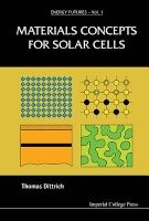 materials concepts for solar cells Thomas Dittrich