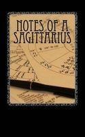 notes of a sagittarius Horoscope Blank Notebooks