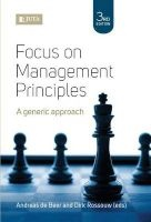 focus on management principles A de Beer