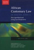 african customary law I P Maithufi