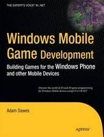 windows mobile game development Adam Dawes