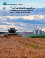 the changing organization and well US Department of Agriculture