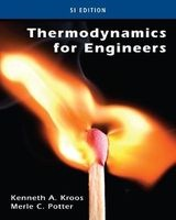 thermodynamics for engineers Kenneth Kroos