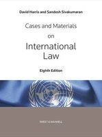 cases and materials on international law Paula Giliker