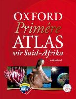 Photo of Primere Atlas vir Suid-Afrika CAPS - Gr 4 - 7: Leerdersboek (Afrikaans Paperback) -