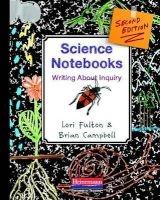 science notebooks Lori Fulton