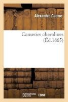 causeries chevalines Gaume A