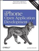 iphone open application development Jonathan Zdziarski