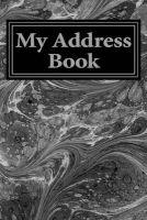 my address book Blank Notebooks