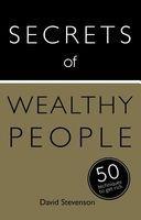 secrets of wealthy people David Stevenson
