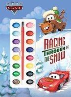 racing through the snow Random House Disney