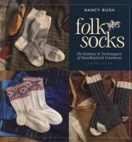 folk socks Nancy Bush