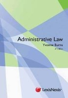 administrative law 1996 constitution Y Burns