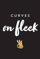 curves on fleek Creative Notebooks