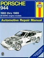 porsche 944 automotive repair manual Larry Warren