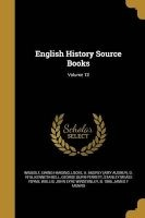 english history source books volume 12 S E Samuel Edward 1868 194 Winbolt